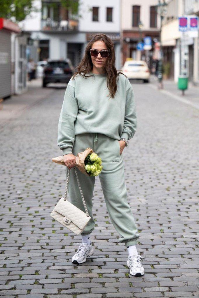 Monochrome loungewear   Style guide